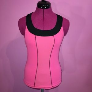 Pink Workout Top 🖤💕